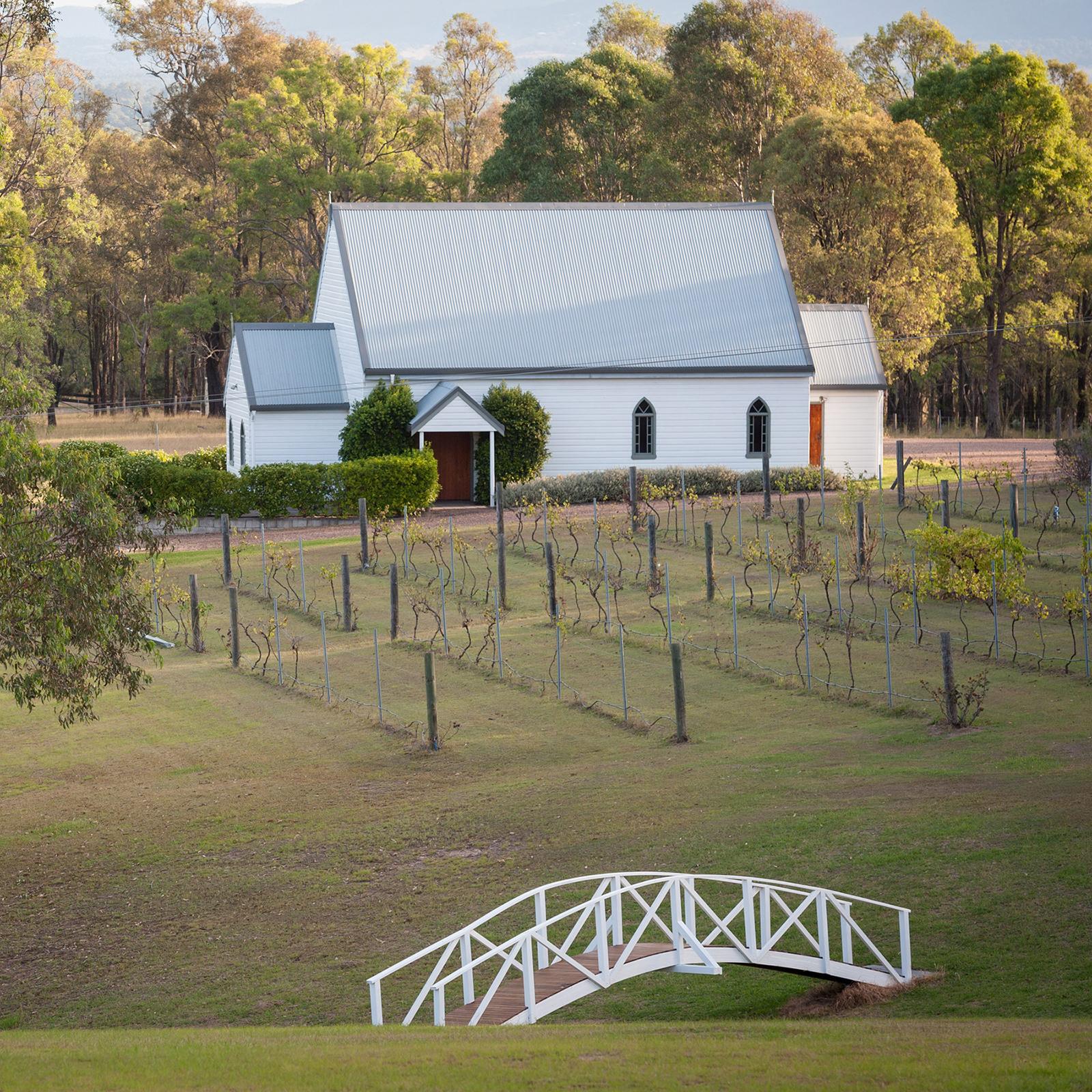 Lovedale Wedding Chapel