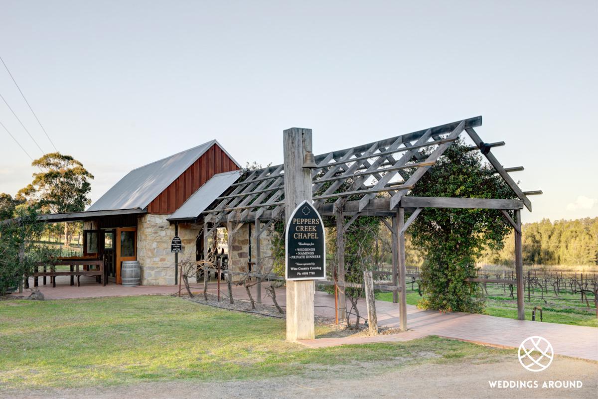 The Peppers Creek Wedding Chapel