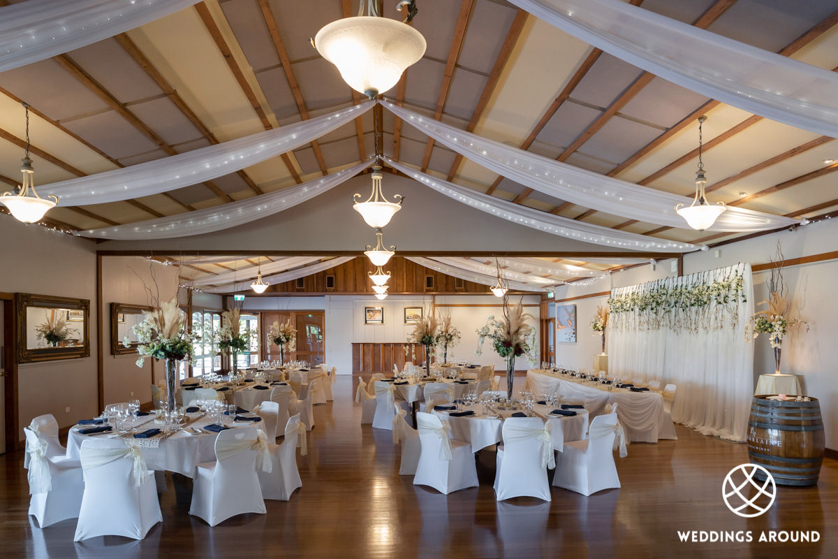 Tamburlaine Organic Wines Wedding Reception