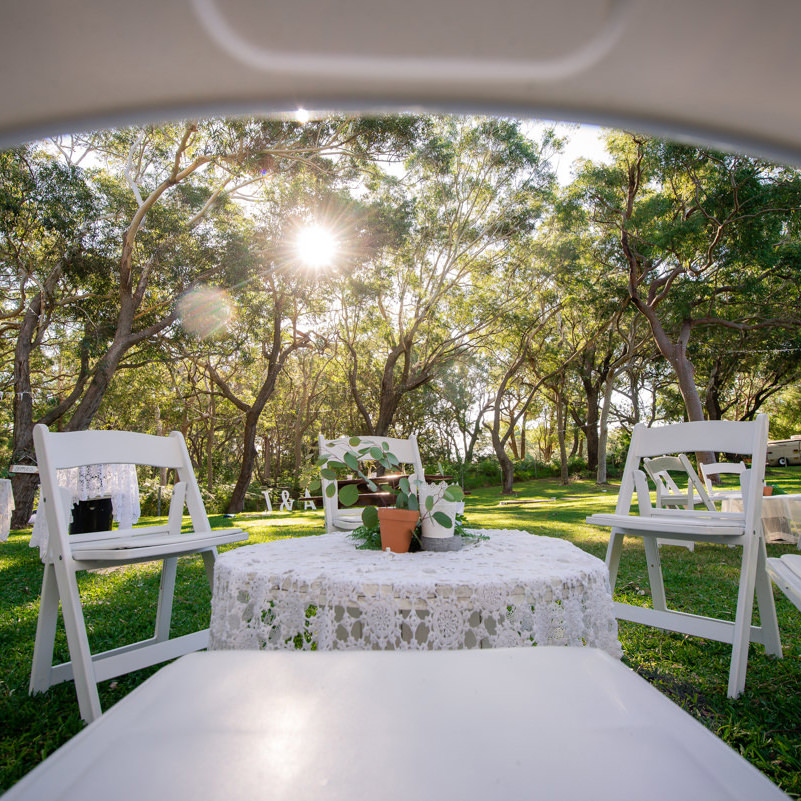 The Retreat Port Stephens Wedding Venue