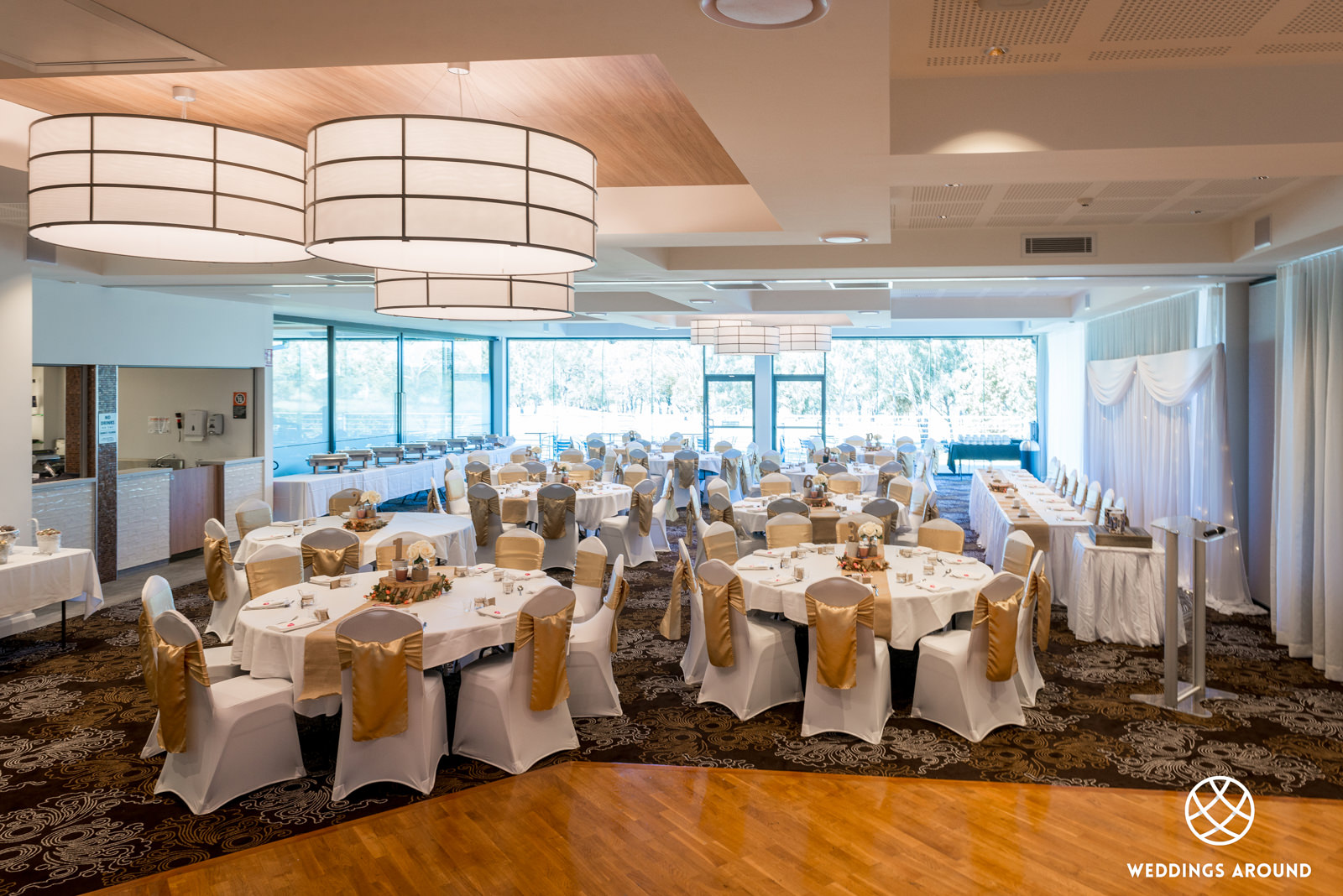 Easts Golf Club Fairways Function Centre