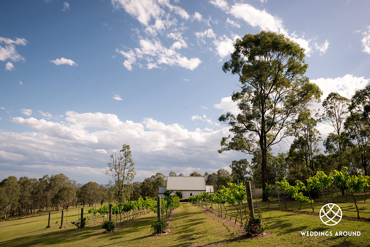 Lovedale Wedding Chapel & Reception 08