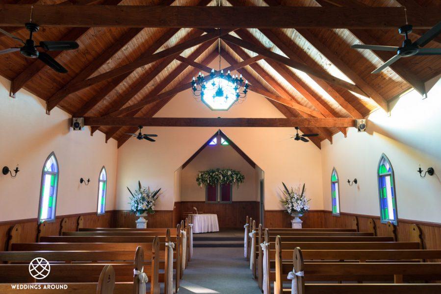 Lovedale Wedding Chapel & Reception 02
