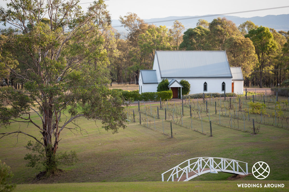 Lovedale Wedding Chapel & Reception 03