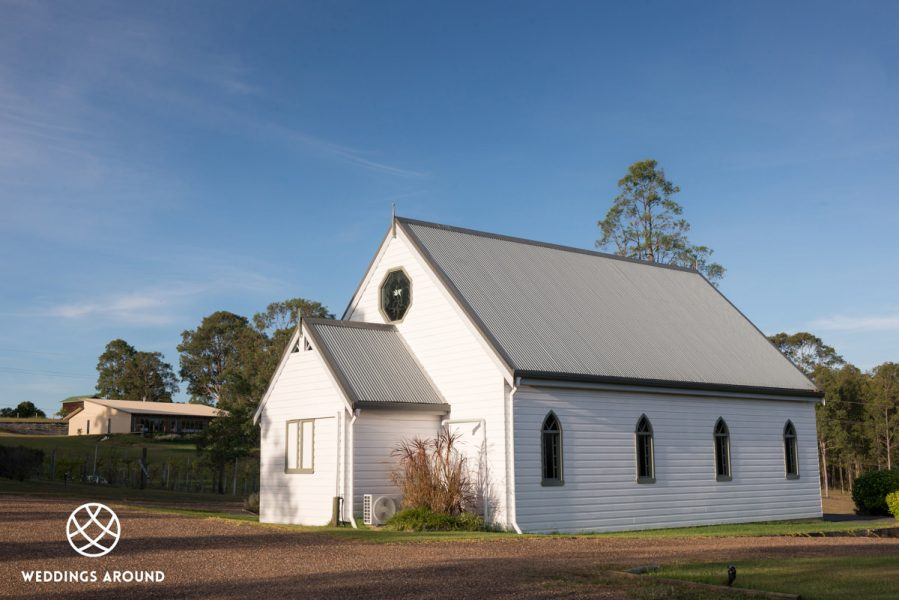 Lovedale Wedding Chapel & Reception 01