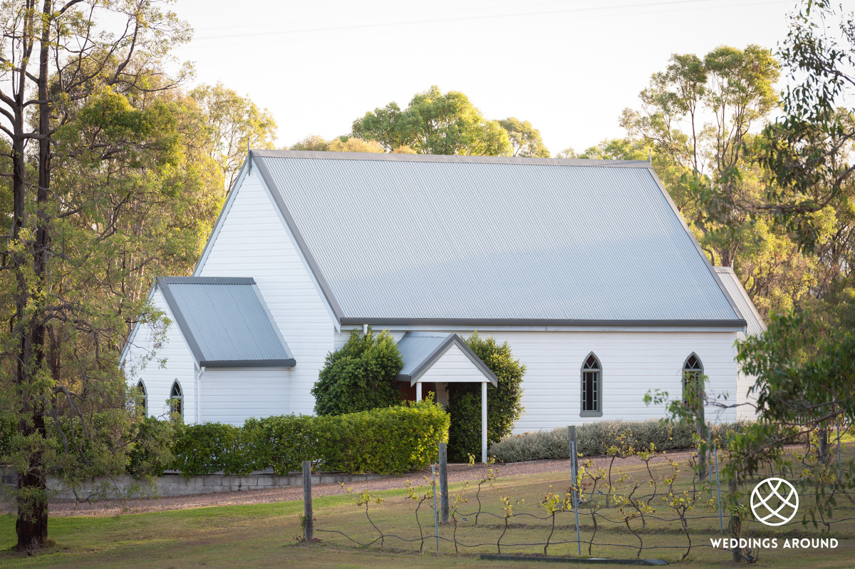 Lovedale Wedding Chapel