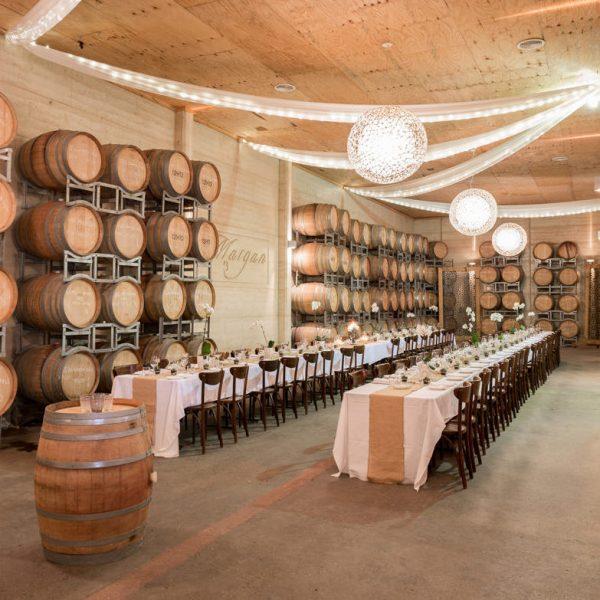 Margan Barrel Room