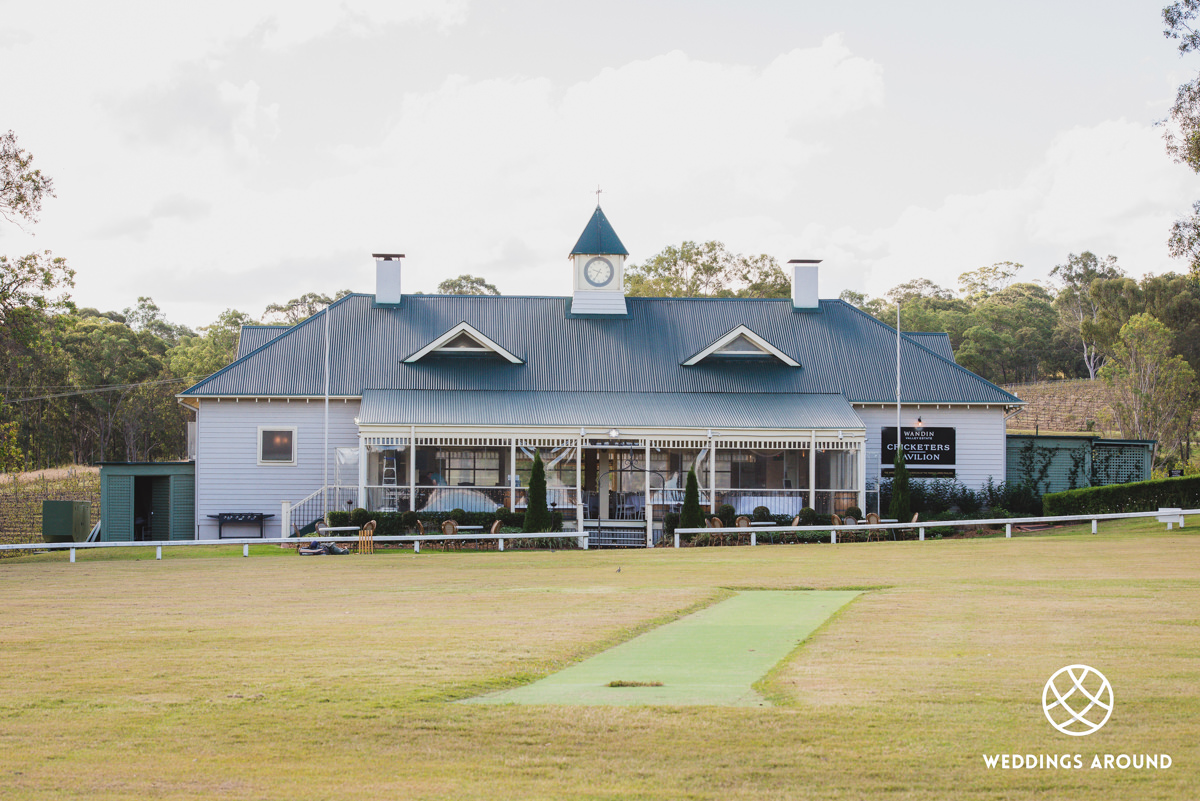 Wandin Cricketers Pavilion