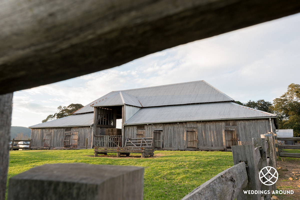 Tocal Blacket Barn