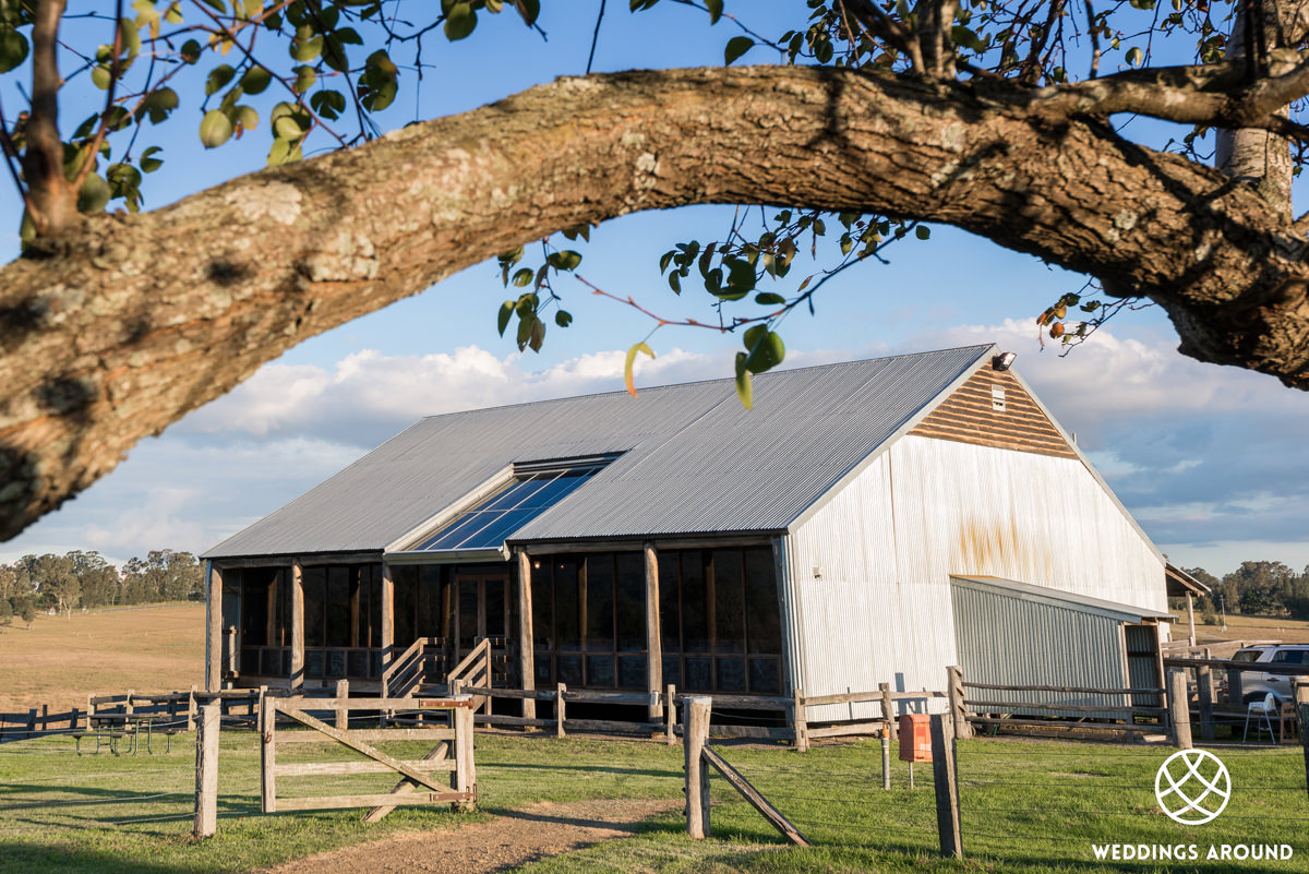 Tocal Heritage Hay Shed