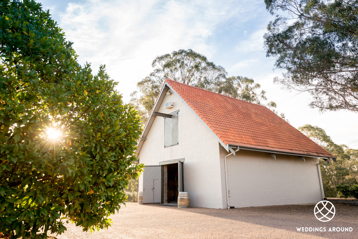 Wandin, The Barn