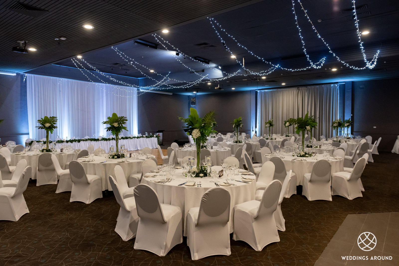 Souths Merewether Wedding Reception