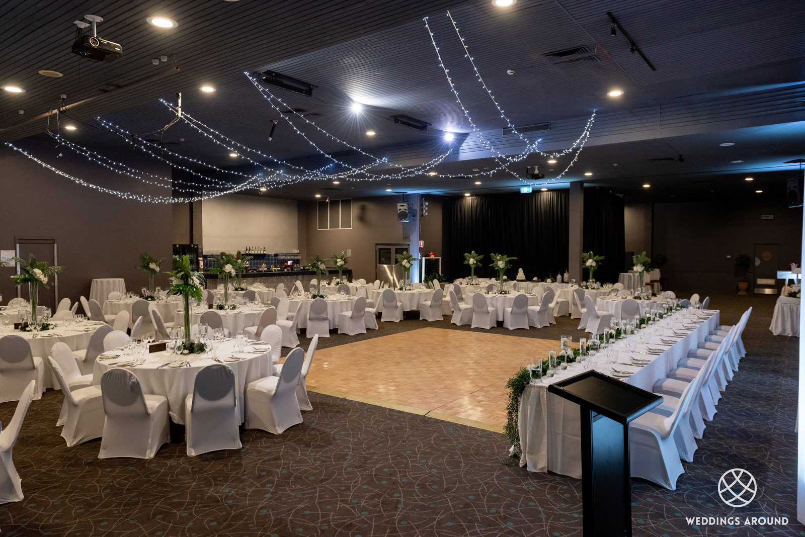South Merewether Wedding Reception