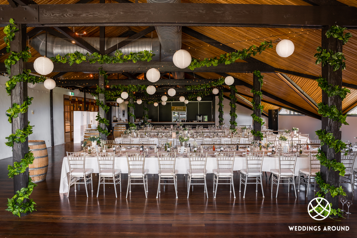 Ben Ean Hunter Valley Wedding Venue