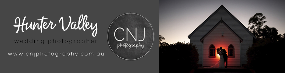 CNJ Photography Advert
